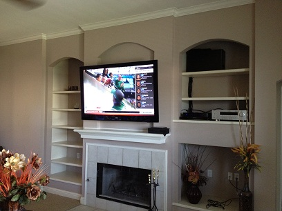 1000 Images About Custom Entertainment Centers On
